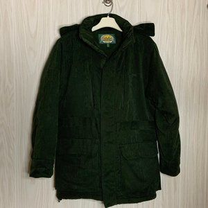 Cabela's Men's Green Thinsulate Parka Size Small